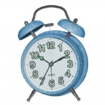 Twin bell alarm clock